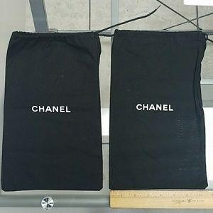 CHANEL dust bags (2)